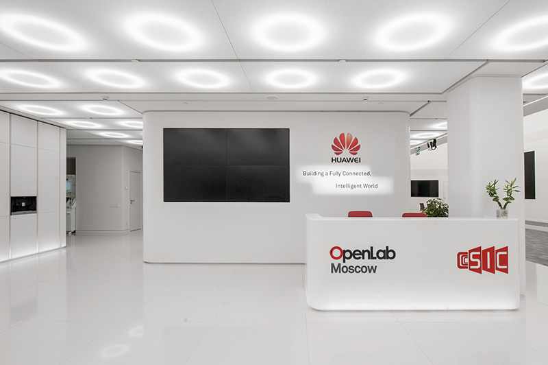 Huawei OpenLab Moscow